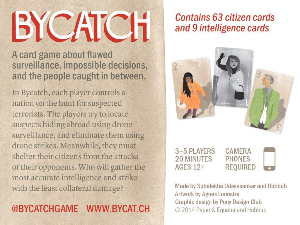 Bycatch game