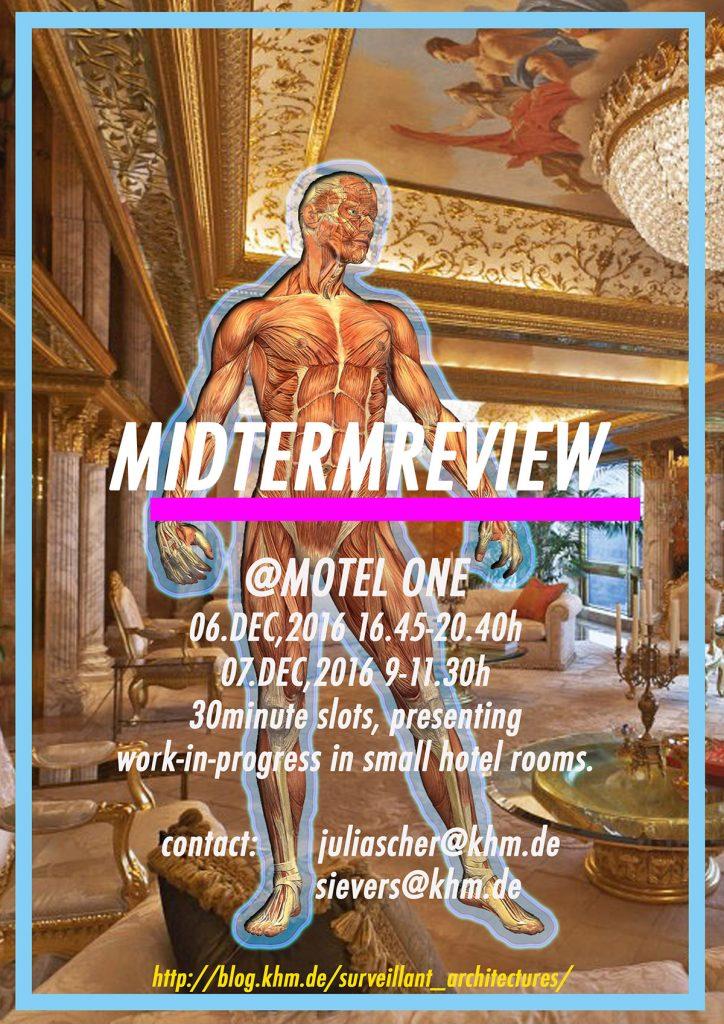 Mid Term Review Dec2016 Poster by Nikolai